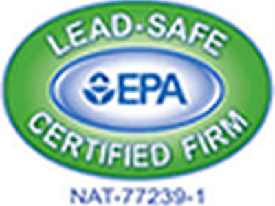 We are an EPA Lead-Safe Certified Firm