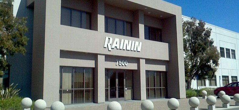 Rainin Instruments Interior and Exterior Remodeling